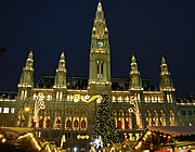 Vienna at Christmas