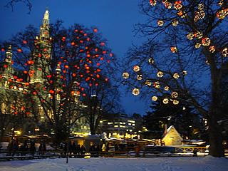 Austria: Vienna at Christmas