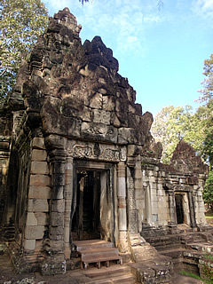Angkor Thom: Royal Palace