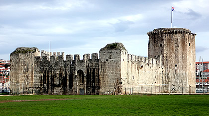 camerlengo fortress trogir