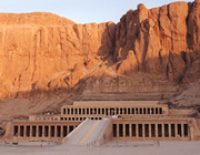The Mortuary Temple of Hatshepsut at Luxor