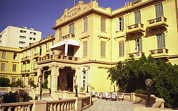 The Old Winter Palace, Luxor