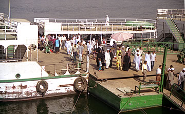 The People's Ferry, Luxor