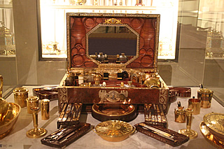 Empress Marie Louise's travelling set