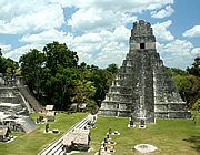 Tikal: the Grand Plaza
