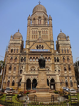 Municipal Corporation Building Mumbai