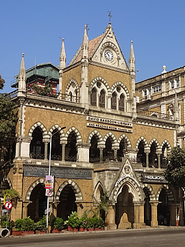 Mumbai Sassoon Library