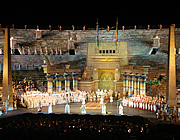 Aida at the Roman Arena, Verona