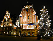Riga at Christmas