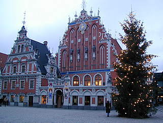 House of the Blackheads, Riga