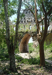 Uxmal House of the Doves