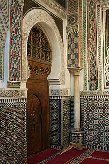 Zaouia of Moulay Idriss