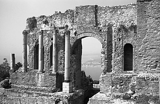 The Theatre at Taormina