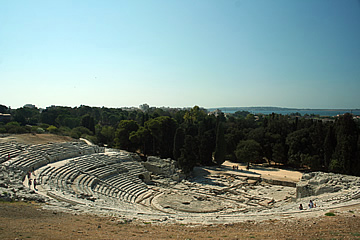 Greek Theatre, Syracuse