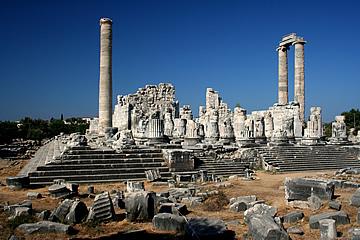 Turkey: Didyma, Miletus, Priene & Latmus Herakleia