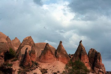 Turkey: Cappadocia - Urgup, Pasabag, Zelve, Devrent ...
