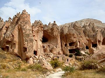 Turkey: Cappadocia - Urgup, Pasabag, Zelve, Devrent - Jackson Travels - Turke...