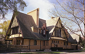 The Moore-Dugal house
