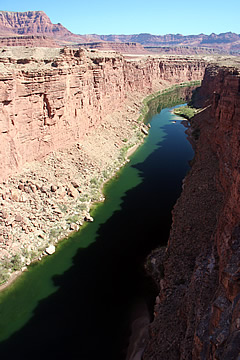 from navajo bridge