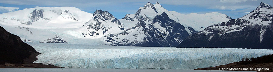 The Silk Route - World Travel: Perito Moreno Glacier, Argentina