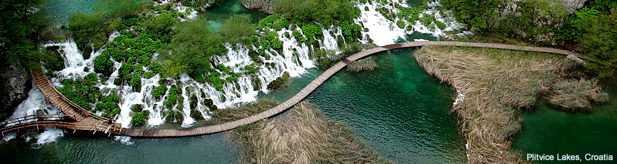 The Silk Route - World Travel: Croatia: Sibenik Plitvice Lakes, Rovinj & Pula