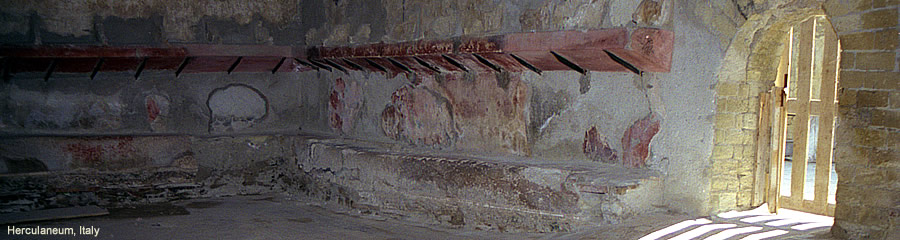 The Silk Route - World Travel: Herculaneum, Italy