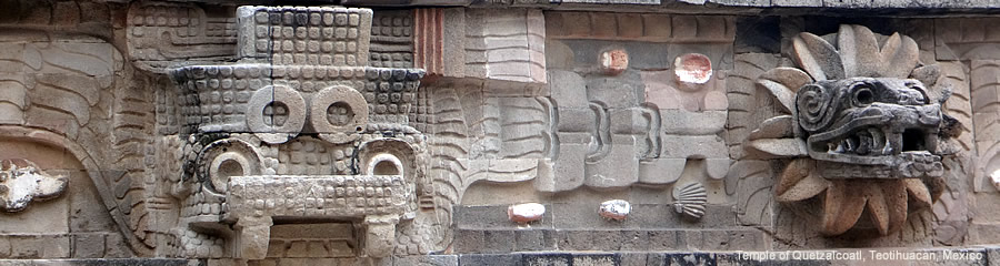 The Silk Route - World Travel: Teotihuacan, Mexico
