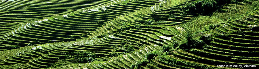 The Silk Route - World Travel: Thanh Kim Valley, Vietnam